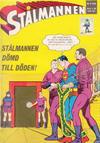 Cover for Stålmannen (Centerförlaget, 1949 series) #2/1965