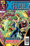 Cover for X-Factor (Marvel, 1986 series) #148 [Newsstand]