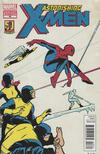 Cover for Astonishing X-Men (Marvel, 2004 series) #48 ['Spider-Man 50th Anniversary' David Aja]