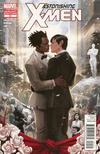 Cover for Astonishing X-Men (Marvel, 2004 series) #51 [Marko Djurdjević]