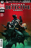 Cover for Detective Comics (DC, 2011 series) #994 [Second Printing Doug Mahnke Cover]