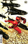 Cover for The Flash (DC, 2016 series) #65 [Michael Golden Variant Cover]