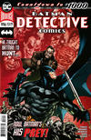Cover for Detective Comics (DC, 2011 series) #996 [Second Printing Doug Mahnke Cover]