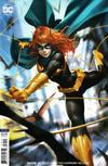Cover Thumbnail for Batgirl (2016 series) #32 [Derrick Chew Cover]