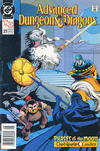 Cover Thumbnail for Advanced Dungeons & Dragons Comic Book (1988 series) #21 [Newsstand]