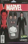 Cover for Uncanny X-Men (Marvel, 2019 series) #3 (622) [John Tyler Christopher Action Figure (Legion)]