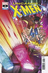 Cover for Uncanny X-Men (Marvel, 2019 series) #2 (621) [Javier Garrón]