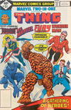 Cover Thumbnail for Marvel Two-in-One (1974 series) #51 [Whitman]