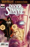 Cover for Doctor Strange (Marvel, 2018 series) #12