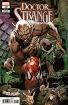 Cover for Doctor Strange (Marvel, 2018 series) #12 [Greg Land 'Spider-Man Villains' Cover]