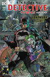 Cover for Detective Comics (DC, 2011 series) #1000