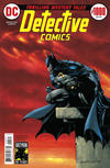 Cover Thumbnail for Detective Comics (2011 series) #1000 [1970s Variant Cover by Bernie Wrightson and Alex Sinclair]