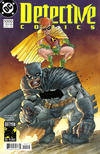 Cover for Detective Comics (DC, 2011 series) #1000 [1980s Variant Cover by Frank Miller and Alex Sinclair]