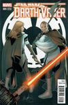 Cover for Darth Vader (Marvel, 2015 series) #5 [Incentive Salvador Larroca Variant]