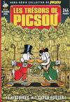 Cover for Les Trésors de Picsou (Disney Hachette Presse, 2006 series) #44 - L'intégrale des histoires de Don Rosa - 1re partie 1987-1988