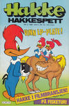 Cover for Hakke Hakkespett (Semic, 1977 series) #2/1989