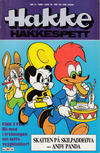 Cover for Hakke Hakkespett (Semic, 1977 series) #3/1989