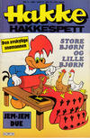 Cover for Hakke Hakkespett (Semic, 1977 series) #4/1989