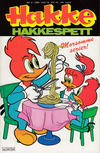 Cover for Hakke Hakkespett (Semic, 1977 series) #5/1989