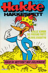 Cover for Hakke Hakkespett (Semic, 1977 series) #7/1989