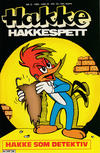 Cover for Hakke Hakkespett (Semic, 1977 series) #8/1989