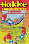 Cover for Hakke Hakkespett (Semic, 1977 series) #9/1989