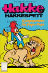 Cover for Hakke Hakkespett (Semic, 1977 series) #10/1989