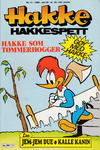 Cover for Hakke Hakkespett (Semic, 1977 series) #11/1989