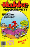 Cover for Hakke Hakkespett (Semic, 1977 series) #2/1990