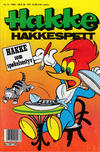 Cover for Hakke Hakkespett (Semic, 1977 series) #6/1990