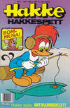 Cover for Hakke Hakkespett (Semic, 1977 series) #1/1991