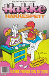 Cover for Hakke Hakkespett (Semic, 1977 series) #2/1991