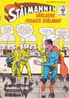 Cover for Stålmannen (Centerförlaget, 1949 series) #9/1965