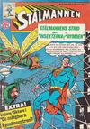 Cover for Stålmannen (Centerförlaget, 1949 series) #2/1966