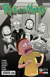 Cover for Rick and Morty (Oni Press, 2015 series) #48 [Cover A]