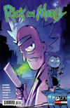 Cover for Rick and Morty (Oni Press, 2015 series) #48 [Cover B]