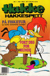 Cover for Hakke Hakkespett (Semic, 1977 series) #1/1992