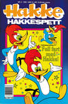 Cover for Hakke Hakkespett (Semic, 1977 series) #2/1992