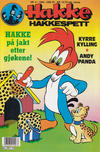 Cover for Hakke Hakkespett (Semic, 1977 series) #3/1993