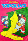 Cover for Topolino (Arnoldo Mondadori Editore, 1949 series) #945
