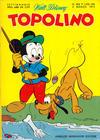 Cover for Topolino (Arnoldo Mondadori Editore, 1949 series) #953