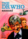 Cover for The Dr Who Annual (World Distributors, 1965 series) #1971