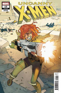Cover Thumbnail for Uncanny X-Men (Marvel, 2019 series) #13 (632) [Bengal 'Character Cover']