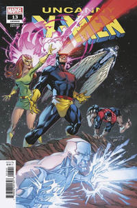 Cover Thumbnail for Uncanny X-Men (Marvel, 2019 series) #13 (632) [Scott Williams 1:50 Incentive Cover]