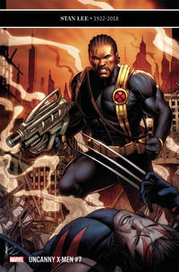 Cover Thumbnail for Uncanny X-Men (Marvel, 2019 series) #7 (626) [Dale Keown]