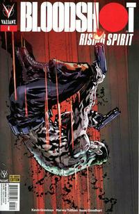 Cover Thumbnail for Bloodshot Rising Spirit (Valiant Entertainment, 2018 series) #4 Pre-Order Edition