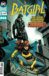 Cover Thumbnail for Batgirl (DC, 2016 series) #32