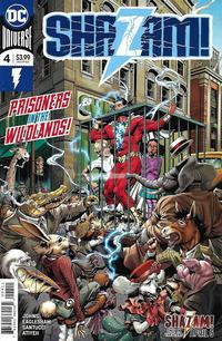Cover Thumbnail for Shazam! (DC, 2019 series) #4 [Dale Eaglesham Cover]