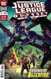 Cover Thumbnail for Justice League Odyssey (DC, 2018 series) #7 [Carmine Di Giandomenico Cover]