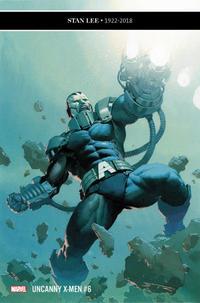 Cover Thumbnail for Uncanny X-Men (Marvel, 2019 series) #6 (625) [Esad Ribić]